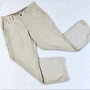 COLUMBIA Men's ROC Omni Shield Khaki Cargo Pants